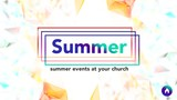 Summer Events Title