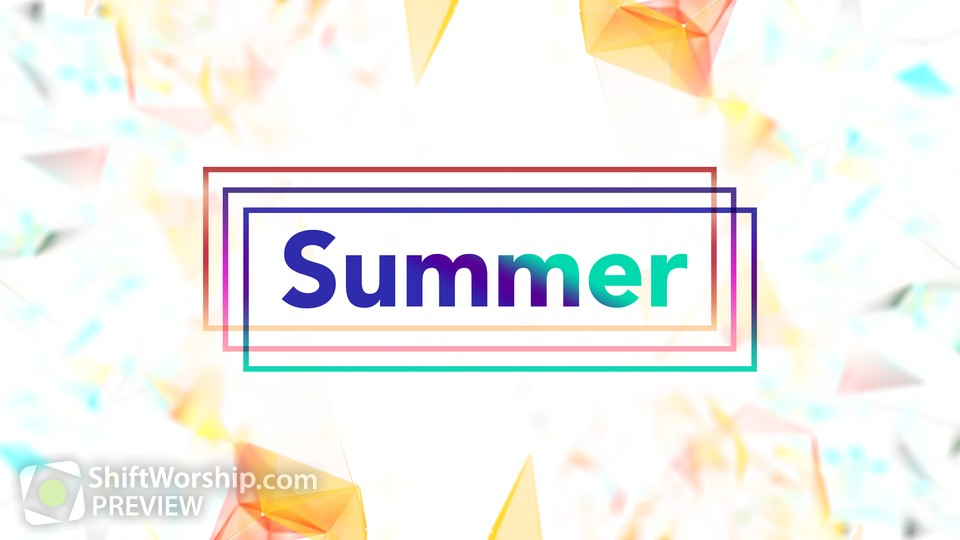 Summer Events Title 3