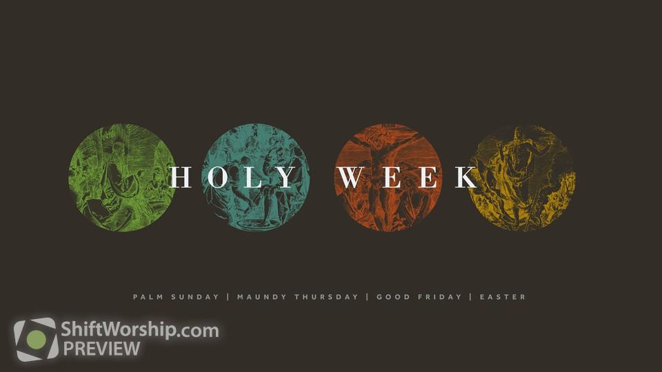 Holy Week Main