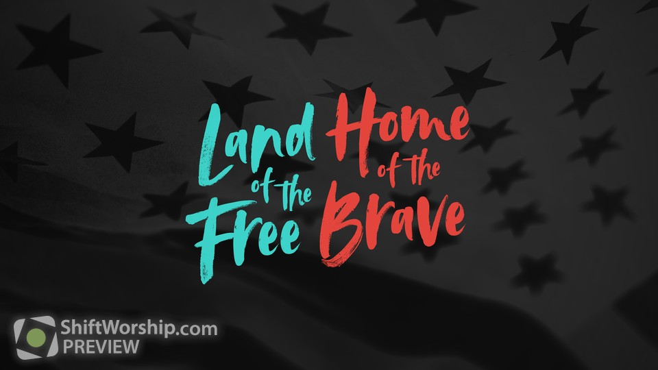 Land of the Free Title 2