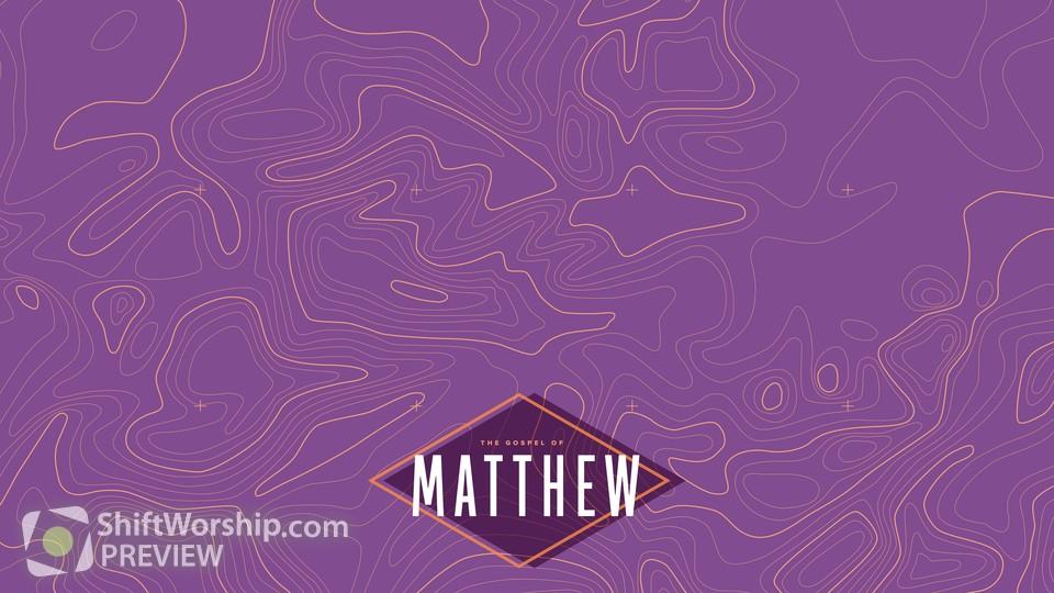 Matthew Center