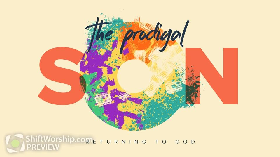 The Prodigal Son Title Alt