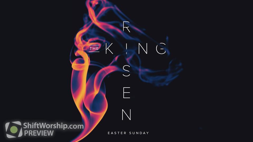 Risen King Main Title