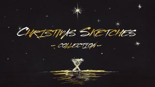 Christmas Sketches