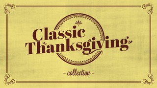 Classic Thanksgiving