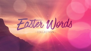 Easter Words