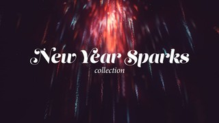New Year Sparks