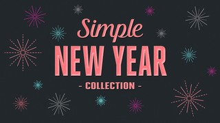Simple New Year