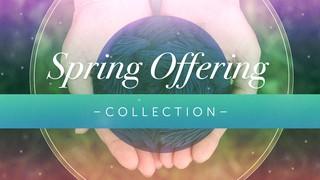 Spring Offering