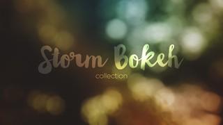 Storm Bokeh