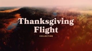 Thanksgiving Flight