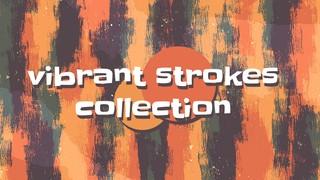 Vibrant Strokes