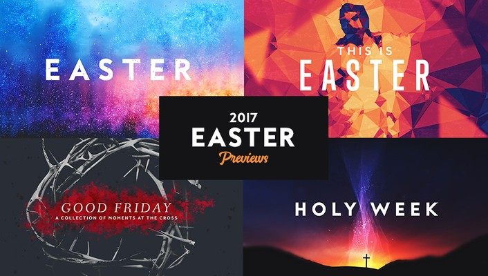 2017 Easter Preivews