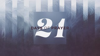 21 Days Prayer