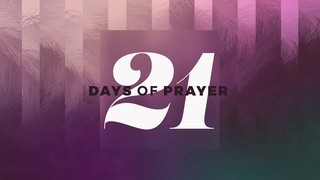 21 Days Sermon Series