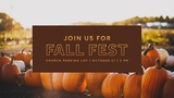 Fall Fest Sermon (Sermon Titles)