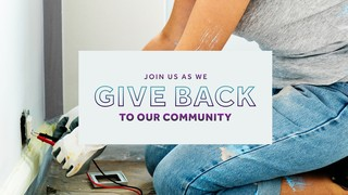 Give Back Sermon