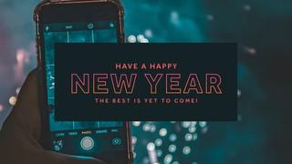 Happy New Year Sermon