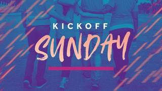 Kickoff Sunday