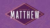 Matthew Topo Sermon (Sermon Titles)