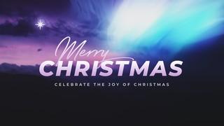 Nativity Glow Sermon