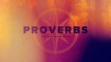 Proverbs Sermon