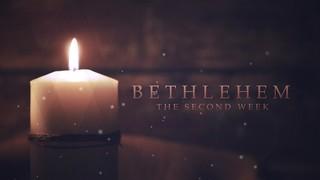 Advent Candles Bethlehem