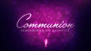 Advent Light Communion