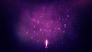 Advent Light Purple