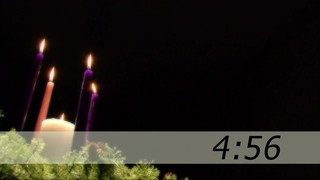 Advent Wreath Countdown