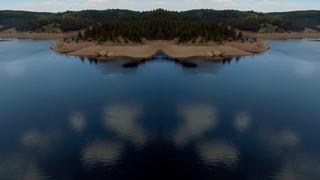 Aerial Lake Remix