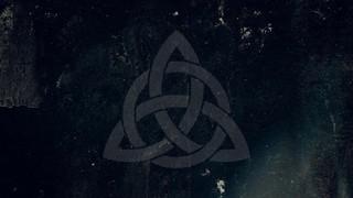 Alpha And Omega Trinity Symbol