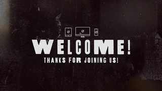 Alpha And Omega Welcome Stream