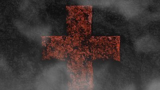 Ancient Crosses Red