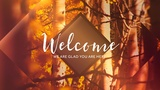 Autumn Oasis Welcome