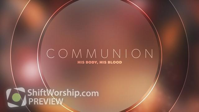 Preview of Autumn Optics Communion