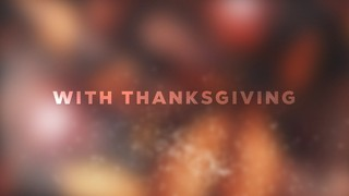 Psalm 95:2-3 (Thanksgiving)