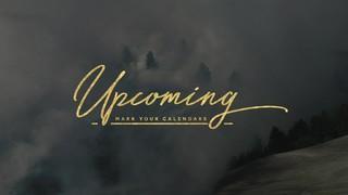 Autumn Scripture Upcoming