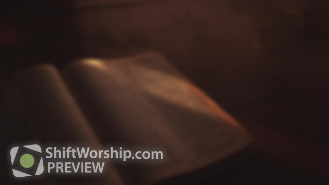 Preview of Bible Afternoon Blur