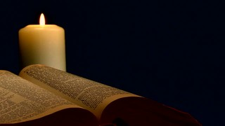 Bible And Candle 2