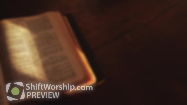 Preview of Bible Left Blur