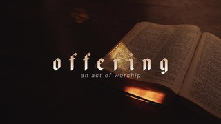 Bible Offering