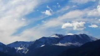 Big Mountain Clouds
