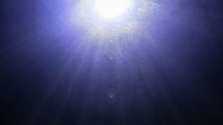 Blue Orb Rays
