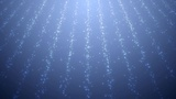 Blue Particle Rays