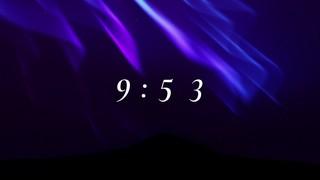 Borealis 10 Min Countdown