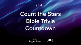 Borealis Trivia Countdown