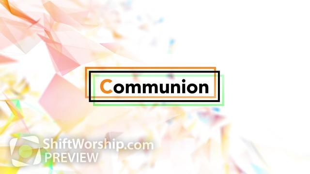 Preview of Bright Plex Communion
