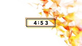 Bright Plex Countdown