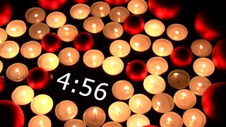 Bulb And Candle Countdown